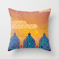 Chantily Castle II Throw Pillow
