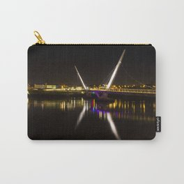 Derry Peace Bridge Carry-All Pouch