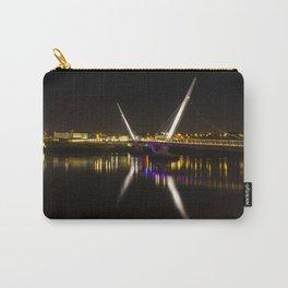 Derry Peace Bridge Carry-All Pouch