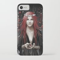 passion iPhone & iPod Cases featuring Passion by Nicolas Jamonneau