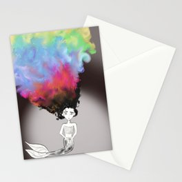 Feeling Colorful Stationery Cards