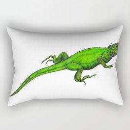 Boga Iguana Rectangular Pillow