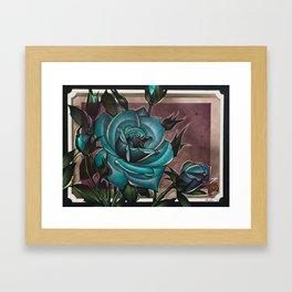 yep Framed Art Print