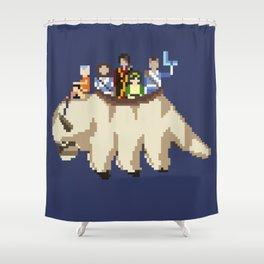 The Gaang Shower Curtain