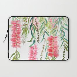bottle brush tree flower Laptop Sleeve