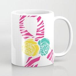 Endometriosis Ribbon 4 Coffee Mug