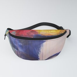 with Fanny Pack