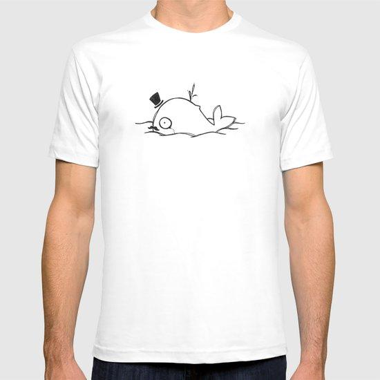 Mr.Whaliam T-shirt