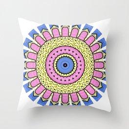 Round Table Fantasy Throw Pillow