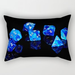 Dice Rectangular Pillow