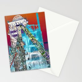 RUHRPOTT in Germany Stationery Cards