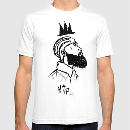 BLACK CROWNS - Nipsey T-shirt
