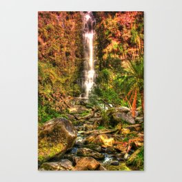 Erskin Falls, VIC Canvas Print