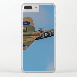 Bristol Blenheim Mk.1 Clear iPhone Case