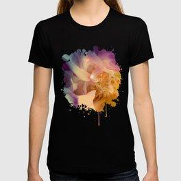 Secret Garden   Japanese rose  T-shirt