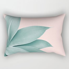 Agave Finesse #3 #tropical #decor #art #society6 Rectangular Pillow