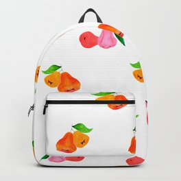 Jambu II (Wax Apple) - Singapore Tropical Fruits Series Backpack