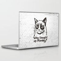 obey Laptop & iPad Skins featuring OBEY by frail