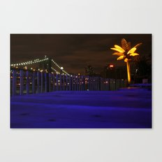 Heart Of New York Canvas Print
