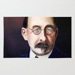Pieter Jelles Troelstra Rug