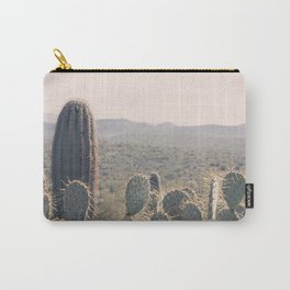 Arizona Cacti Carry-All Pouch