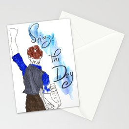 Seize the Day Stationery Cards