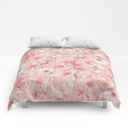 PINK MAGNOLIAS Comforters