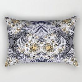 Step Back Fractal Pattern 2 Rectangular Pillow