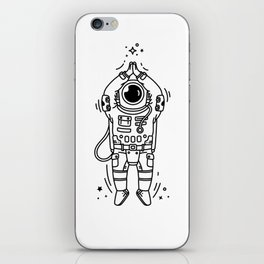 Cosmic Stranger 2 iPhone Skin