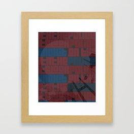 POPOP Framed Art Print