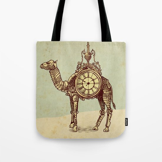 Desert Time Tote Bag