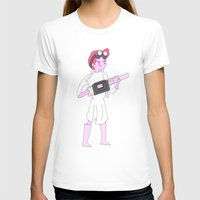 gumball T-shirts featuring Dr. Gumball by Jerome Animations