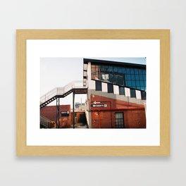 Gents Framed Art Print