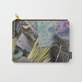Rabbit's Storytelling Throne, No. 27 Carry-All Pouch