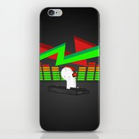 cryaotic iPhone & iPod Skins featuring DJ! CRYAOTIC by Danielbpc