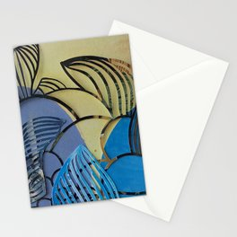 Gradient Signals Stationery Cards