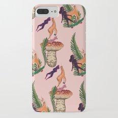 Deer to skate iPhone 7 Plus Slim Case