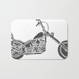 Moto Machina Bath Mat