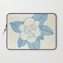 Magnolia Flower Laptop Sleeve