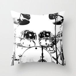 Clean Set Throw Pillow