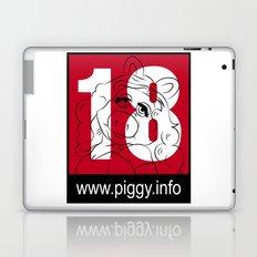 Piggy 18 Laptop & iPad Skin