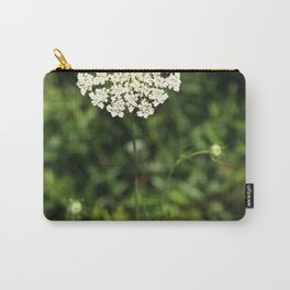 Queen Anne's Lace. Carry-All Pouch