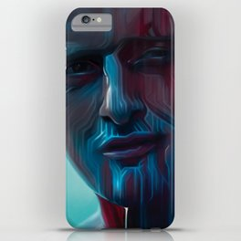 Tears in Rain iPhone Case