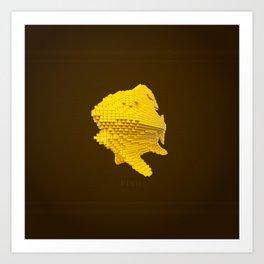 fish. Art Print
