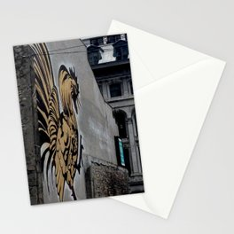 Street Art Old Montreal Stationery Cards