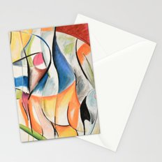 Fluent Figures Stationery Cards