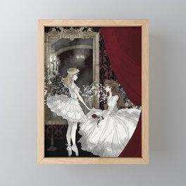 Angel of Music Framed Mini Art Print
