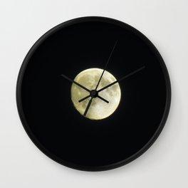 Moonshot # 4 Wall Clock