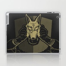 Dog Costume Art Laptop & iPad Skin