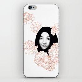 Imagine Yoko iPhone Skin